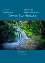 Tropical Plant Research